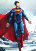 Superman by MeTaa