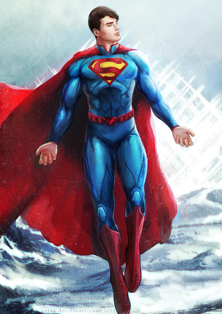Superman by MeTaa