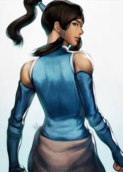 Korra's Back!
