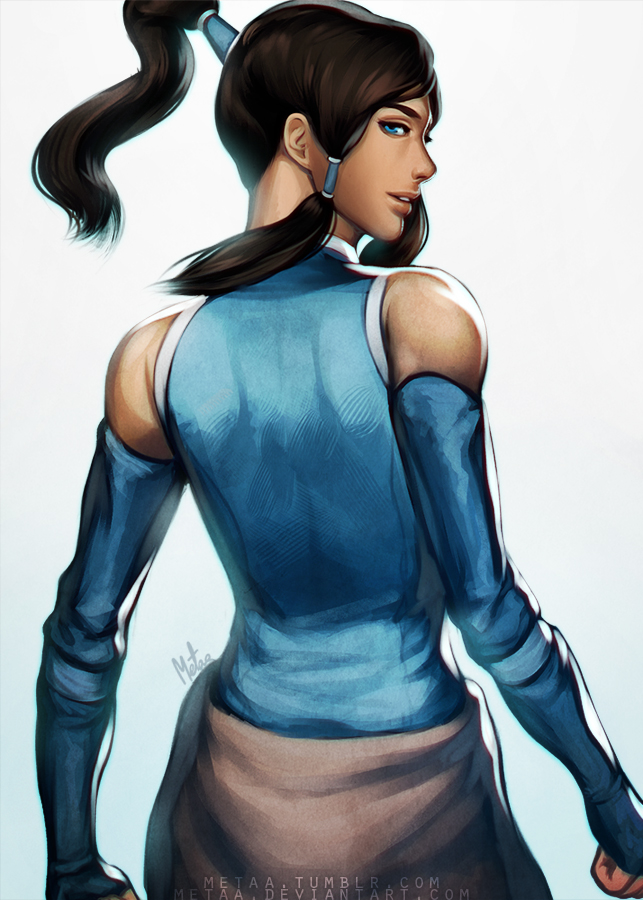 Korra's Back! by MeTaa