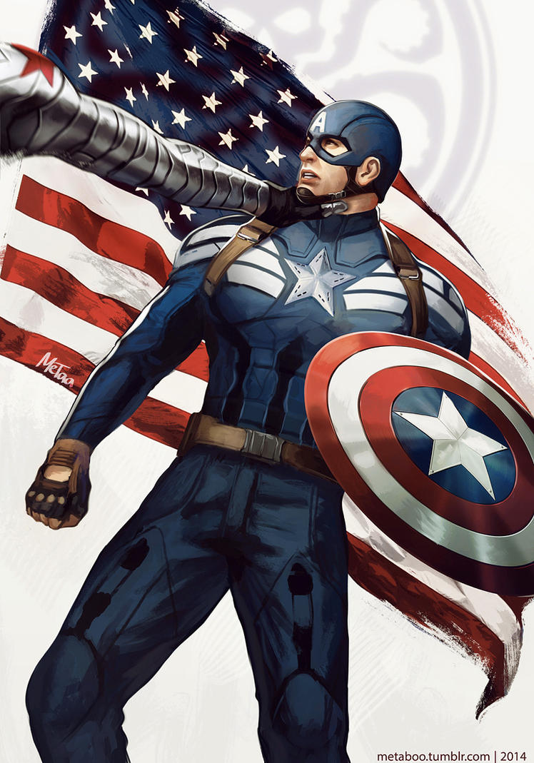 captain america ndash winter - photo #11