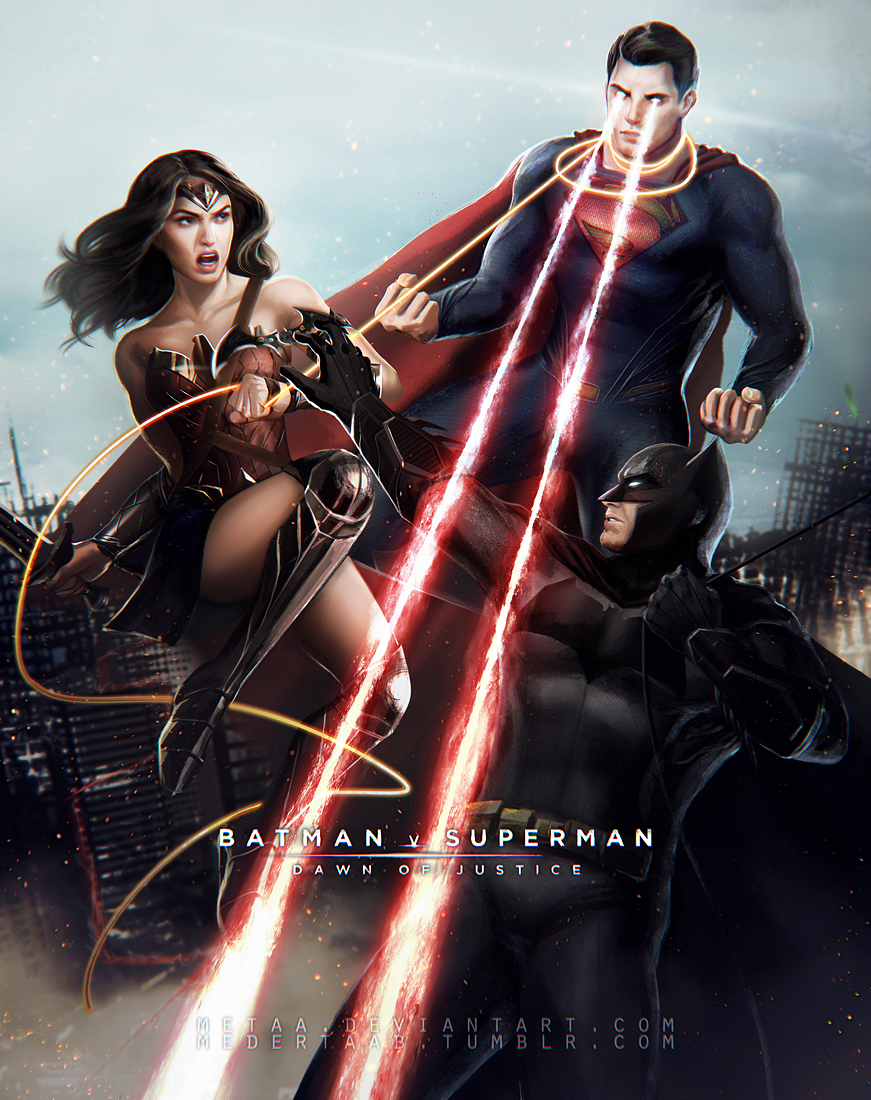 Trinity Of Justice