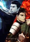 Mako and Bolin - The Legend Of Korra: Balance