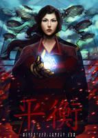 Asami Sato - The Legend Of Korra: Balance by MeTaa