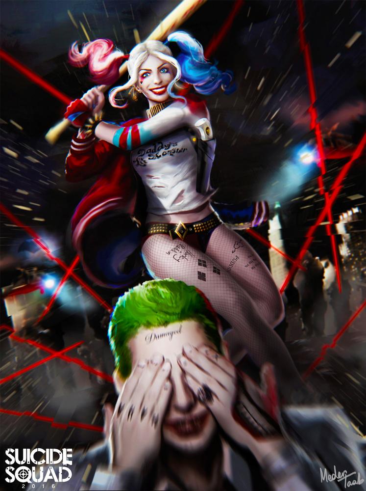 Harley Quinn 2016