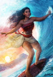 Moana by MeTaa