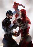 Civil War: Get Along Web