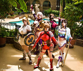 Team Soul by PinkJusticeCosplay