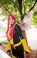 X-Men Pixie by PinkJusticeCosplay