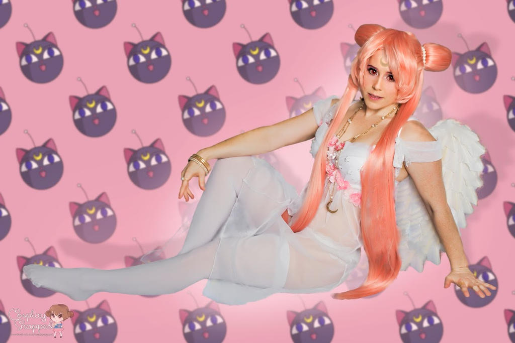 Adult Chibi Usa Lingerie by PinkJusticeCosplay