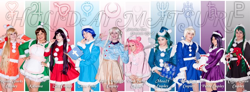 Holiday Matsuri by PinkJusticeCosplay