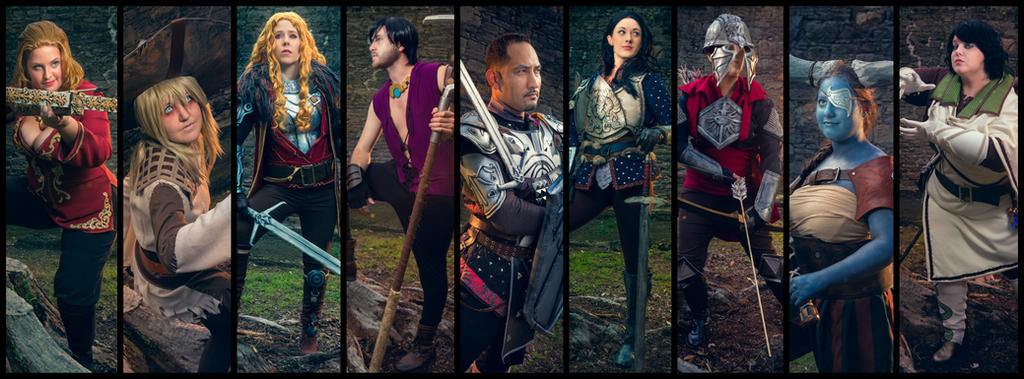 The Inquisition by PinkJusticeCosplay
