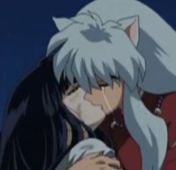 Inuyasha And Kikyo By Okami-rao-fox On DeviantArt