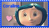 Coraline stamp 2 by Freddylover13