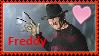 Freddy stamp by Freddylover13