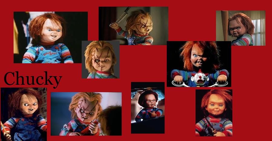 Chucky Wallpaper by Freddylover13