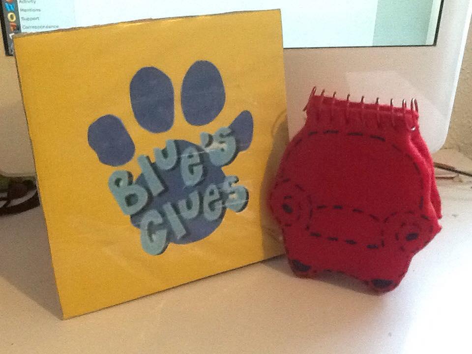 custom blues clues book by chillmon - Blue Clues