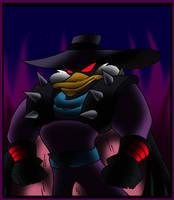 Dark Warrior Duck. by Virus-20