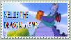 Nellie The Dragon Stamp. by Virus-20