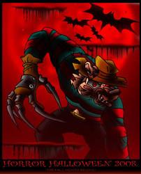 Horror Halloween. 2008.