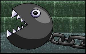 Chain Chomp. by Virus-20
