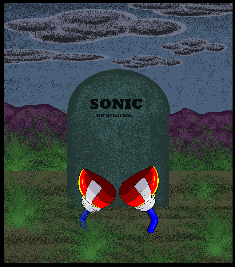 Sonic Is Dead. By Virus-20 On DeviantArt