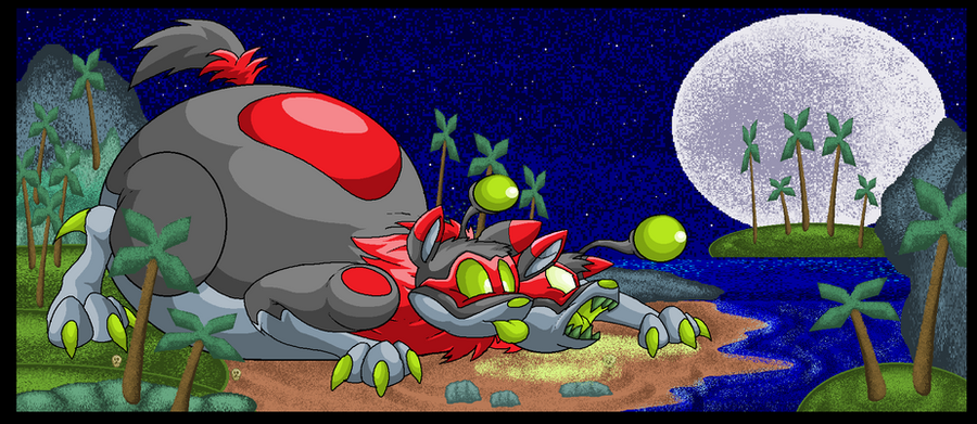 It came from outer space by virus 20 on deviantart for Watch it came from outer space