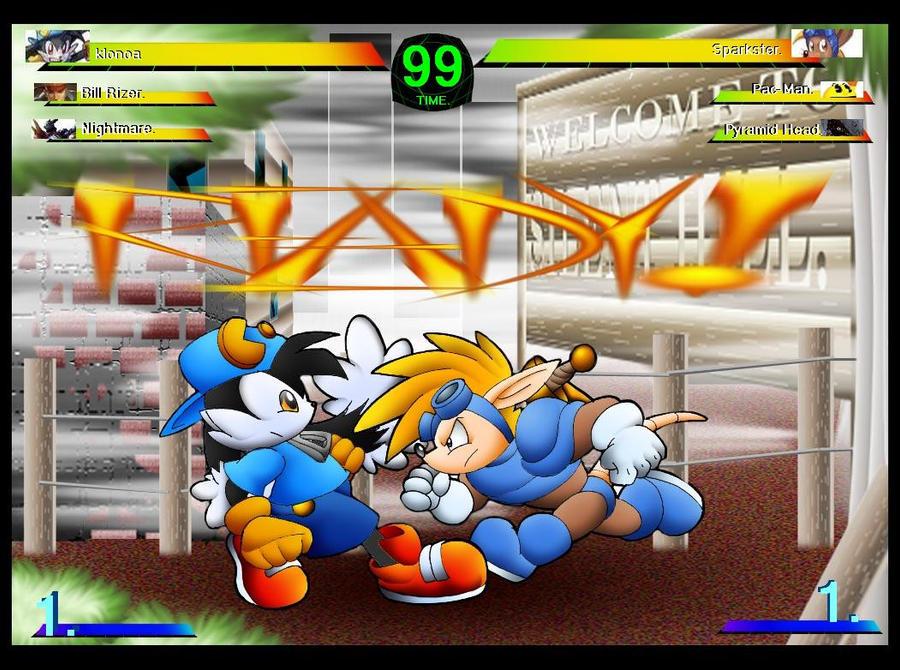 Namco Vs Konami By Virus 20 On DeviantArt
