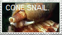 Cone Snail Stamp. by Virus-20