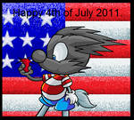 Happy 4th of July 2011.