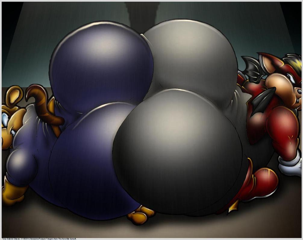 Fat Fat Butt 13