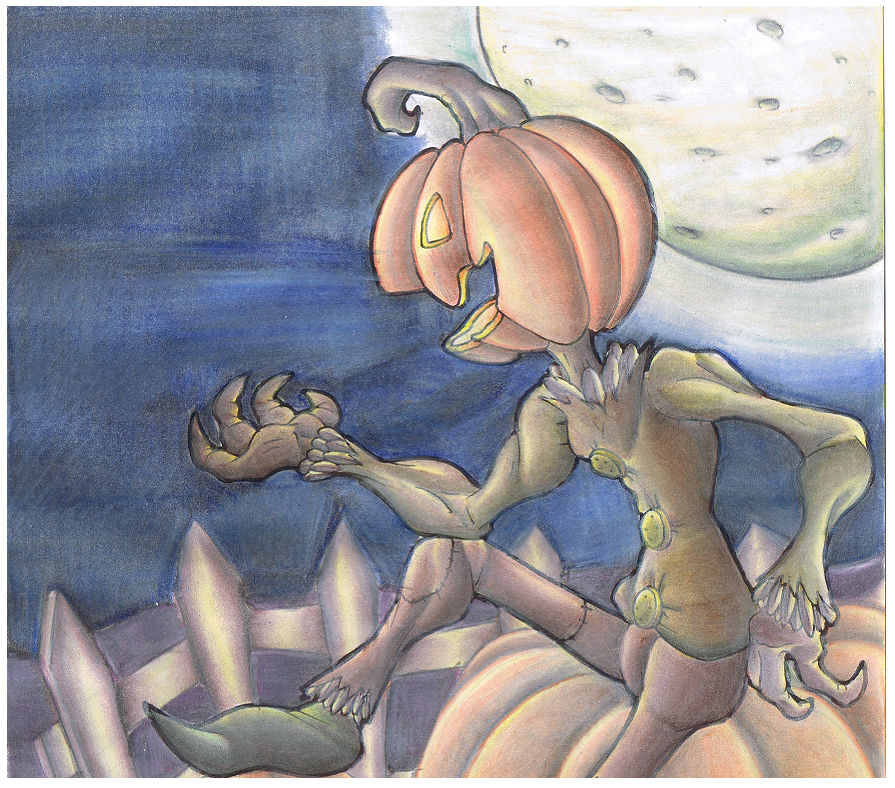 Happy Halloween. 2014. by Virus-20