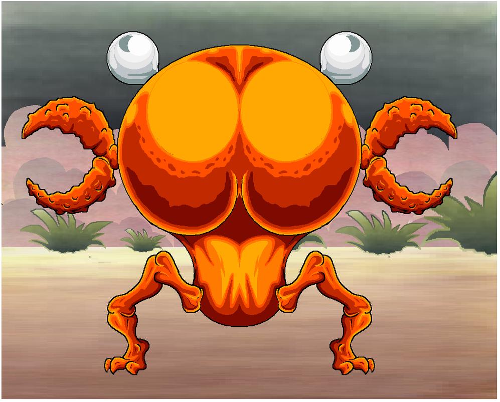 Tap-Dancing-Crab-Demon. by Virus-20 on DeviantArt