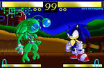 another Sonic The Fighters 2