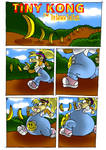 Tiny Kong Comic.