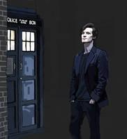 11th Doctor - Matt Smith by Beanie-Jess-09