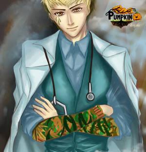 Pumpkin Online Entry - Takeo Tanaka