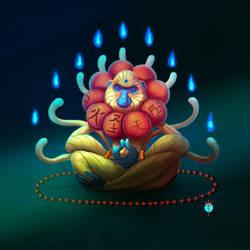 Zen Monkey by Odysseus-UP
