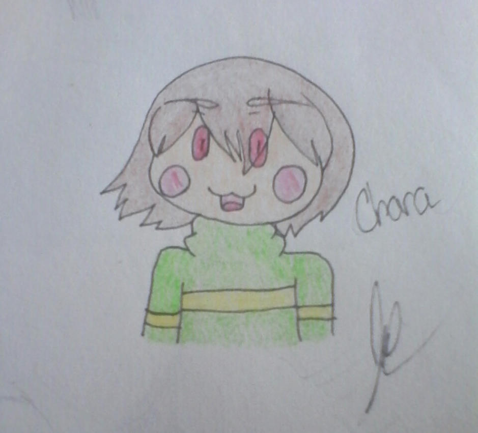 Chibi Chara by witchguy24