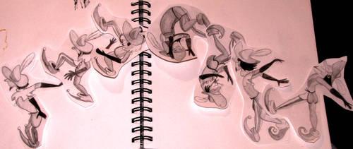 Clopin Flip by DisneyGirl52