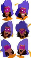Clopin Emotions by DisneyGirl52