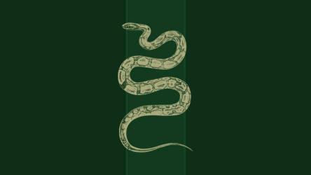 Slytherin by ElizaCatt