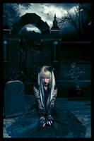 Dark beautiful girl by vladko3007