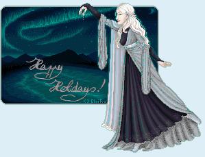Happy Holidays by Elaitea