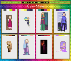 TLC Colour Race by Elaitea