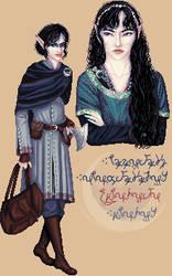Rayeena Erisnataveij by Elaitea