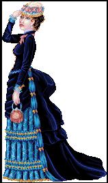 Victorian Lady by Elaitea