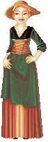Flemish Peasant by Elaitea
