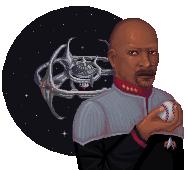 Captain Sisko by Elaitea