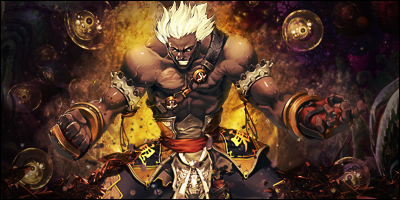 Asura's Wrath Duel Tag by TH3M4G0